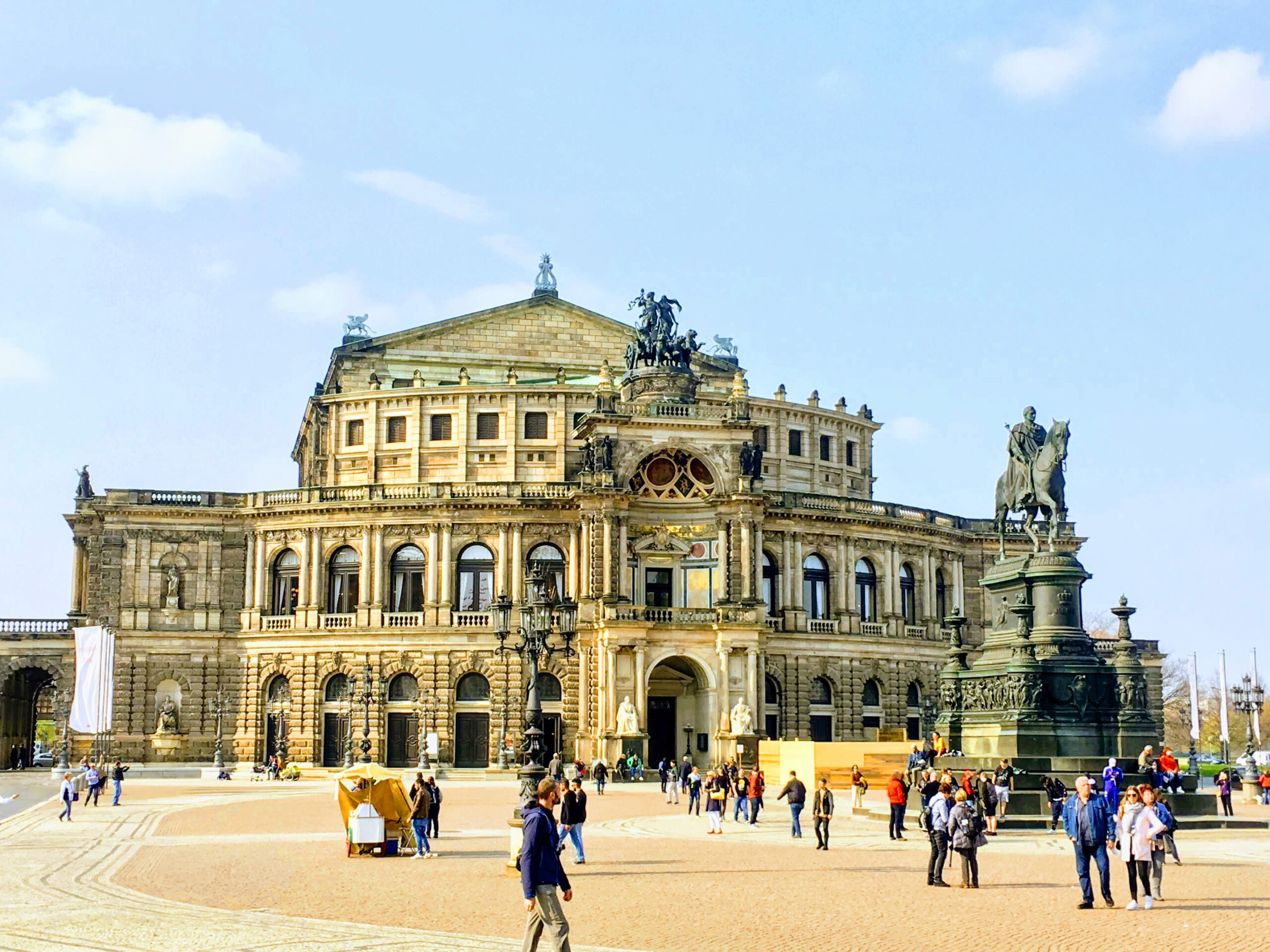 Semperoper Dresden - Free Walking Tour Dresden