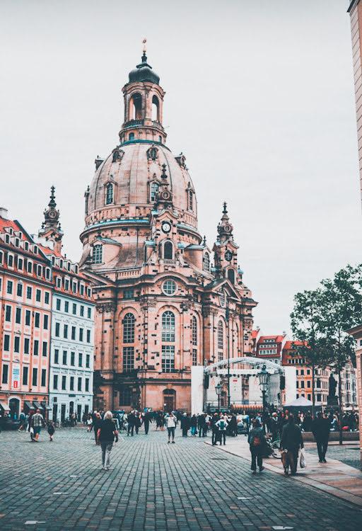 Frauenkirche Dresden Frauenkirche Dresden