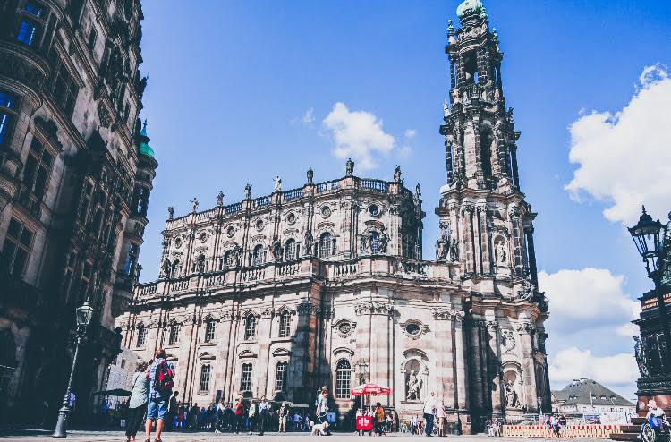 Hofkirche Dresden I Free Walking Tour Dresden